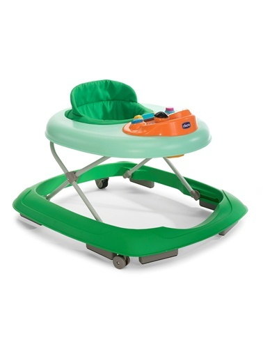 Raınbow Baby Walker Green Jam-Chicco